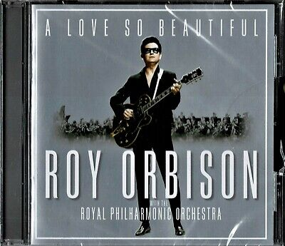 $8.85 • Buy ROY ORBISON Royal Philharmonic Orchestra A Love So Beautiful NEW SEALED CD Cb