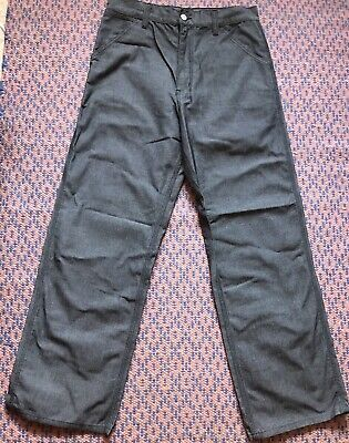 Carhartt Simple Pant 32 X 32 Silver Used Once • 59£