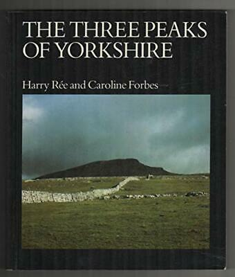 Three Peaks Of Yorkshire By Ree, Harry Paperback Book The Cheap Fast Free Post • 8.99£