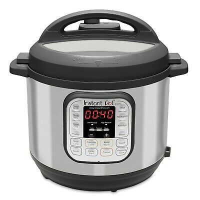 $106.65 • Buy Instant Pot 6-Quart 7-in-1 Multi-Use Programmable Pressure Cooker, Slow Cooker
