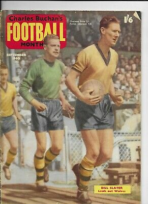 £2.25 • Buy Charles Buchan's Football Monthly - Various Issues