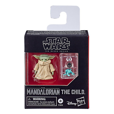 $14.95 • Buy The Child Black Series Star Wars Action Figure Baby Yoda From The Mandalorian