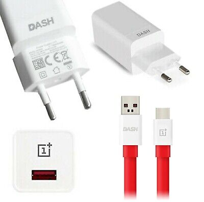 AU28.47 • Buy GENUINE ONEPLUS 2-Pin EU QUICK FAST CHARGER + TYPE-C CABLE FOR 3 3T 5 5T 6 6T 7