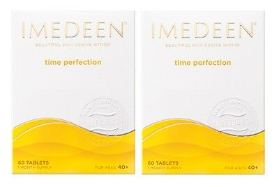 2 X Imedeen Time Perfection 60 Tablets - 1 Month Supply • 67.99£