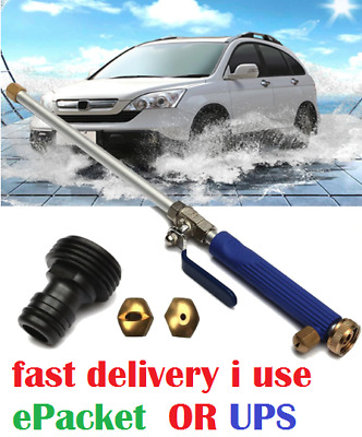 $ CDN9.21 • Buy New DeepJet 2-in-1 High Pressure Power Washer For Car , Home & Garden Cleaning