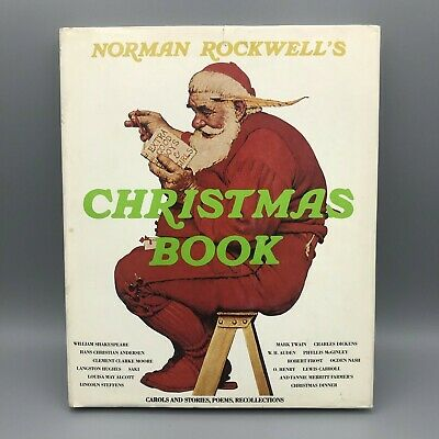 $ CDN60.65 • Buy Norman Rockwell &  Molly Rockwell NORMAN ROCKWELL'S CHRISTMAS BOOK