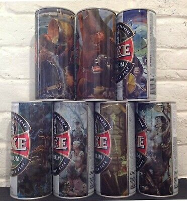 $ CDN73.97 • Buy • FAXE Beer Can 7 Pcs. (EMPTY) Limited Edition Premium Collectors - 2018 / 2019
