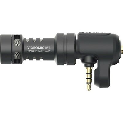 Rode VideoMic Me Directional Mic For Smart Phones NEW • 46.64£