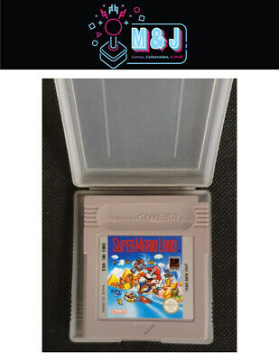 AU24.99 • Buy Nintendo Game Boy SuperMario Land Cartridge Only(Aussie Seller)