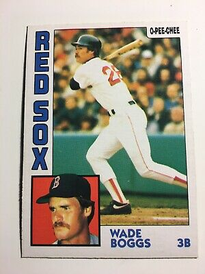$ CDN2 • Buy 1984 OPC #30 Wade Boggs NM-MT Or Better Condition....O-Pee-Chee
