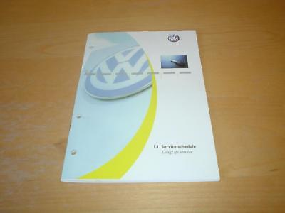 $34.47 • Buy VW SERVICE BOOK GOLF GTI PLUS TDI JETTA POLO CLASSIC LUPO Owners Manual Handbook