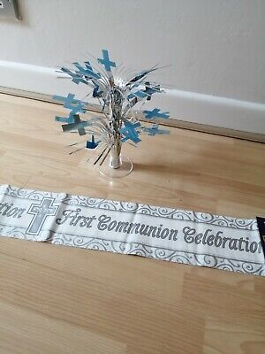 Holy Communion Table Decoration And Banner Set • 1.99£