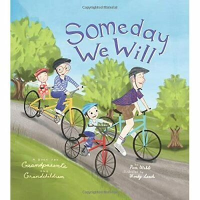 £9.27 • Buy Someday We Will: A Book For Grandparents And Grandchild - Hardback NEW Webb, Pam