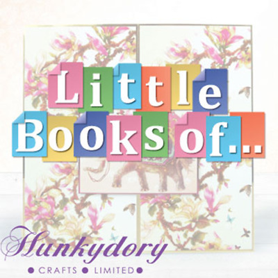 Hunkydory Little Books Samples 12 Pack • 1.75£