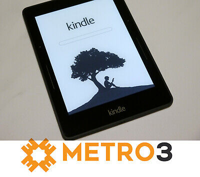 AU159.95 • Buy Amazon Kindle Voyage E-reader 300 Ppi HiRes Touch Built-in Light | A Grade