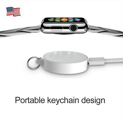 $ CDN10.22 • Buy For Apple Watch Series1/2/3/4 IWatch Magnetic Charger Charging USB Cable