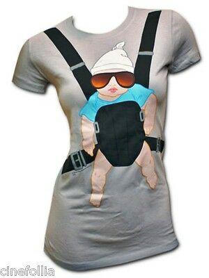 T-Shirt A Night From Leoni Baby Carlos Women's Sweater Official Film Hangover • 15.57£