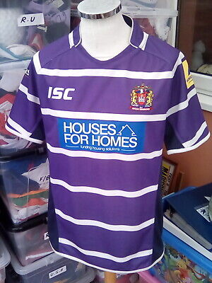 £20 • Buy Wigan Warriors 2014 Rugby League Away Jersey  Size  M Adult