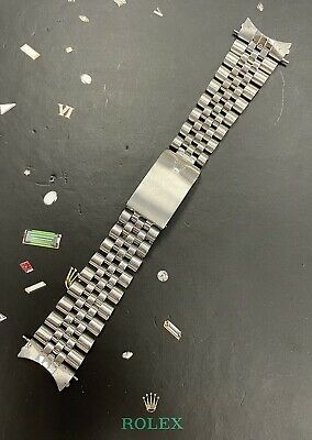 $ CDN824.64 • Buy Rolex Datejust 36mm Men's Jubilee Bracelet Steel Band 62510H 555 Ends 16014