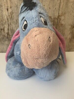 Eeyore Plush Soft Toy 9  Official Disney Winnie The Pooh Adorable • 6.19£