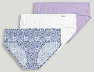$17.50 • Buy New Jockey Women's Size 6 Underwear SuperSoft Comfy Hipster  3 Pack Lavender