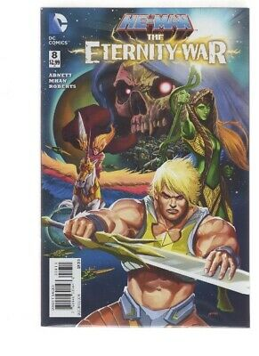 $4.91 • Buy He-man The Eternity War  8 ( Masters Of The Universe )     /  Dc Comics