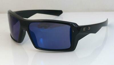AU219.99 • Buy Oakley Custom Mens Sunglasses Eyepatch Gloss Black Fr Ice Iridium Lens New Last