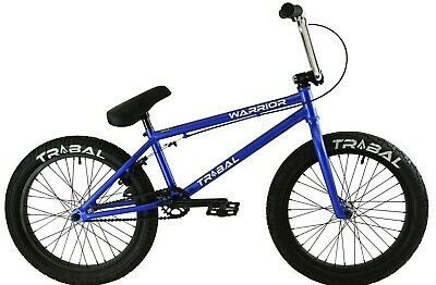 AU369 • Buy SPECIAL Tribal Warrior BMX Bike - Matt Met Blue