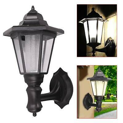 Traditional Outdoor Garden Wall Light Lantern Coach Lighting Vintage IP44 Lamp • 9.99£