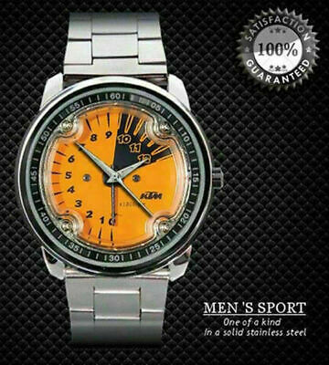 $21.99 • Buy Neu-Selten-KTM-1290-Super-Duke-LC8-Sport Metal Watch