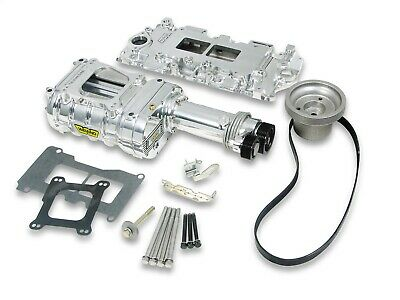 $3550.42 • Buy Weiand 6510-1 Pro-Street SuperCharger Kit