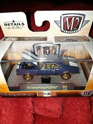 $ CDN55 • Buy M2 Machines Chase 1/64 1967 Camaro