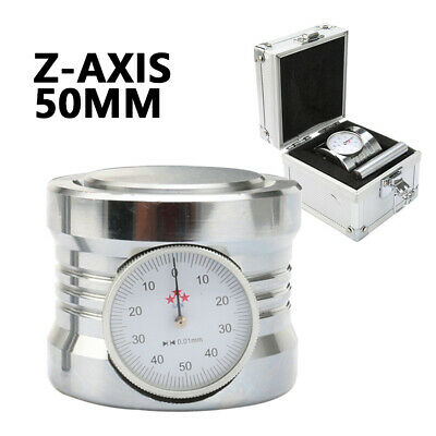 $74.07 • Buy 50mm Magnetic Z Axis Zero Pre-setter Tool 50mm DeterminatorPhotoelectric For CNC