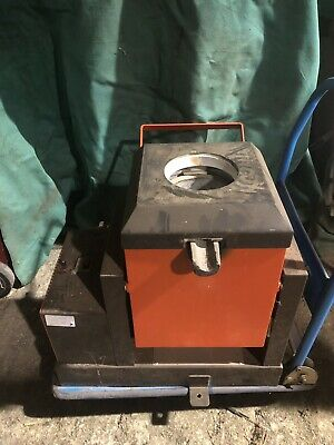 HME Tilting Crucible Furnace, 2 Available • 650£