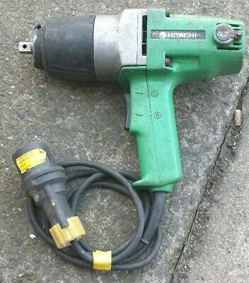 USED HITACHI 1/2 IMPACT WRENCH 110v • 55£