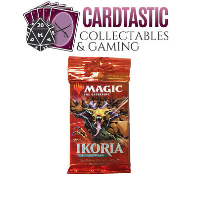 AU30 • Buy Magic The Gathering Ikoria: Lair Of Behemoths JAPANESE Collector Booster Pack