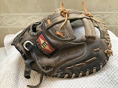 """$75 • Buy Easton Competitor Series 33"""" Fastpitch Softball Catchers Mitt Right Hand Throw"""