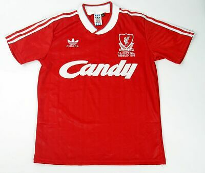 £32.86 • Buy LIVERPOOL 1989 FA CUP FINAL SHIRT, Sizes S M L XL
