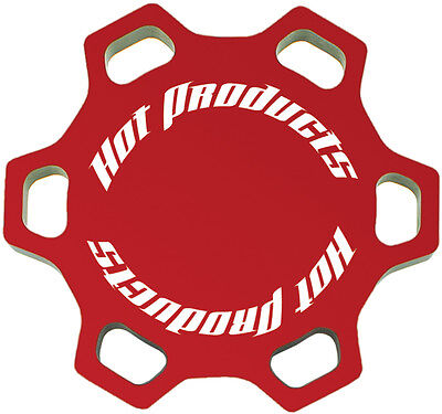 AU77.76 • Buy Hot Products Logo Racing Billet Yamaha Gas Cap Red 50-9514