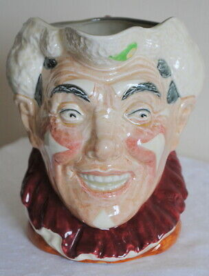 Royal Doulton White Haired Clown D6322 • 250£