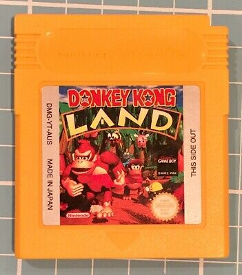 AU30 • Buy Donkey Kong Land Nintendo Gameboy Genuine