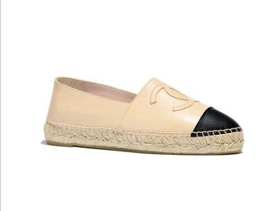 AU700 • Buy Authentic Chanel Espadrilles