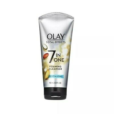 $4.99 • Buy Olay Total Effects Revitalizing Foaming Face Cleanser 5.0 Oz
