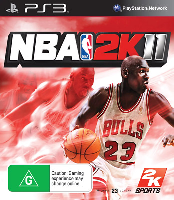 AU21 • Buy NBA 2K11 (Sony Playstation 3, 2010)