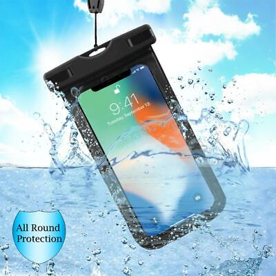 Genuine Underwater Smartphones Waterproof Dry Case Bag Pouch For Mobile Phone • 2.69£