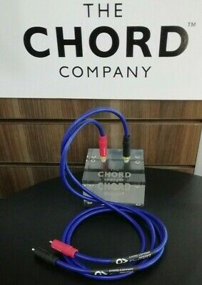 Chord Clearway Analogue RCA 0.5m  • 85£