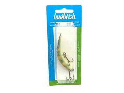$ CDN10.88 • Buy Kwikfish K8 PS Perch Scale Color New On Card Old Stock
