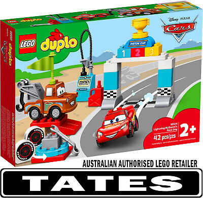 AU49.98 • Buy LEGO 10924 Lightning McQueen's Race Day   - DUPLO  From Tates Toyworld
