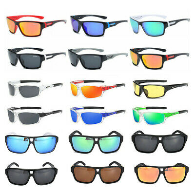 AU6.18 • Buy HOT Mens Sunglasses Polarized Glasses Driving Sport Fishing Eyewear UV400