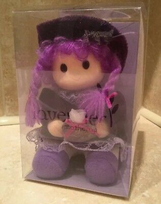 £9.99 • Buy Lavender Aromatherapy Pot Pourri Scented Cuddly Toy Doll